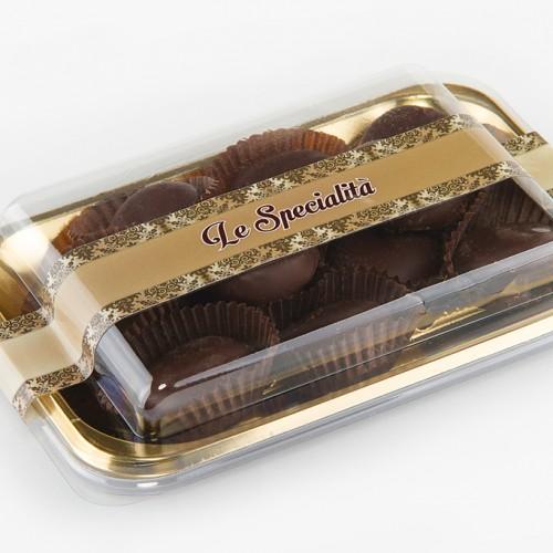 Fichi ricoperti al cioccolato extrafondente